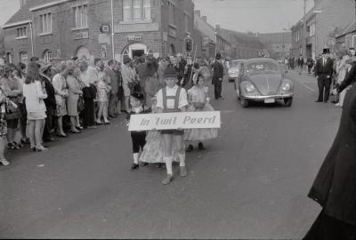 Ieperstraat kermis, Moorslede september 1971