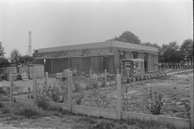 Bouw van Arsenaal, Moorslede 1971