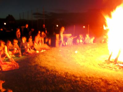 Chiro Gits, Chiro Kamp te Westouter 2009 ( deel II )