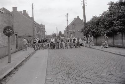 Wielertoeristen, Moorslede 1969-1970