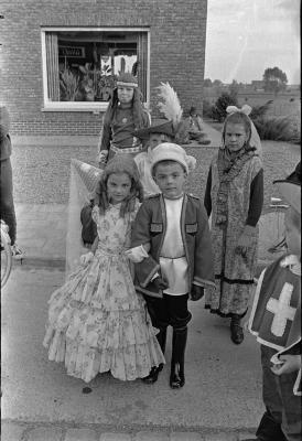 Ieperstraat kermis, Moorslede 1969