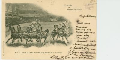 Souvenir de Barnum and Bailey