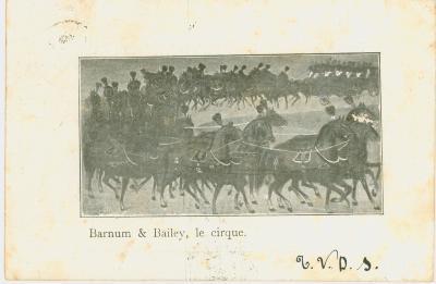 Barnum and Bailey, le cirque (2)