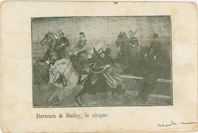 Barnum en Bailey, le cirque