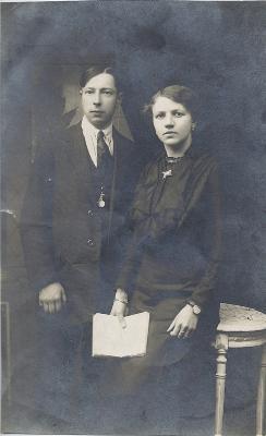 Grootouders van Malfait - Casier