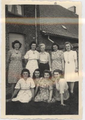 Groepsfoto Wit-Gele Kruis