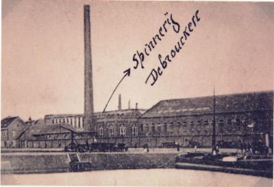Spinnerij de Brouckere, Roeselare