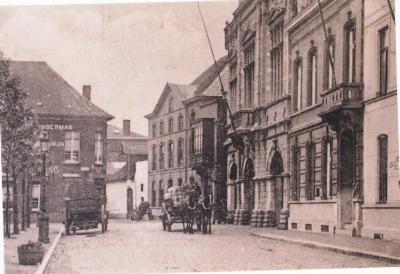 Brouwerij Cauwe, Leenstraat Roeselare