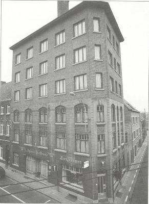 Hotel De Bonte Os, Roeselare