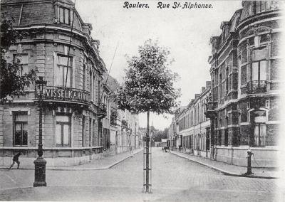 Fotoreportage Roeselare, begin 1900 (deel 3)
