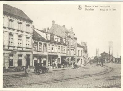 Stationsplein, Roeselare