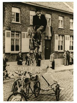 Grootvader op reis, 1950