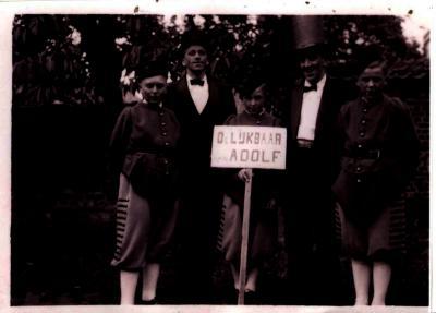 Bevrijdingsstoet, Gits, 29 mei 1945