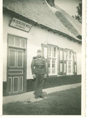 Herberg In Den Drieweg, 1948?