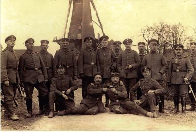 Reserve infanterie, Hooglede