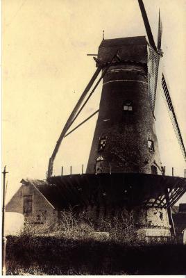 molen Vandevelde, Hooglede