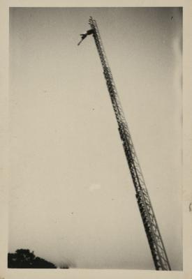 Acrobatie door Albin Dujardin, 1949 tot 1960