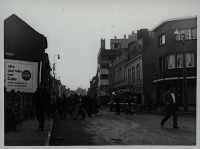 Gasontploffing Ardooisesteenweg, 1967