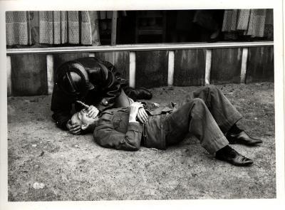 Demonstratie/Oefening, Gits, 1965