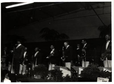 Brandweermuziek, Roeselare, 1969