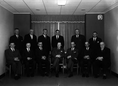 Beheerraad zuivelbedrijf De Toekomst, Moorslede, 1948-1966