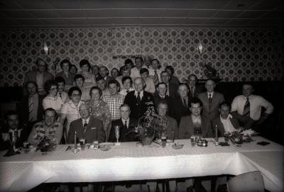 Kaartkampioen, Westrozebeke september 1977
