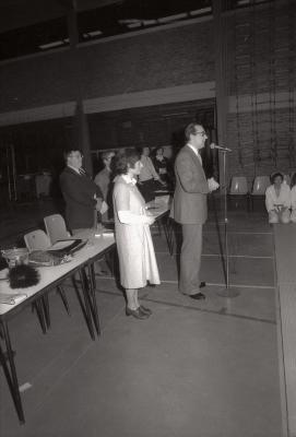 Hajime feest, Moorslede november 1977