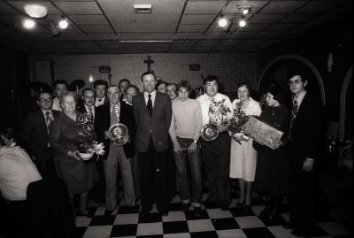 WTC Wielerclub, Passendale oktober 1977