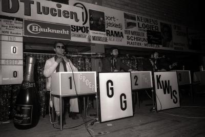 GG (?) Kwis, Moorslede oktober 1977