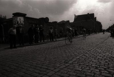Avond van Vlaanderen: wielerwedstrijd, Moorslede 21 augustus 1977