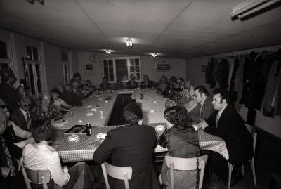 Feest voetbalclub F.C. Passendale, Passendale februari 1977