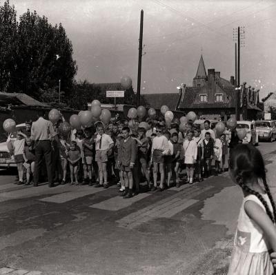 Zomerfeest jongeren, Moorslede 11 augustus 1977