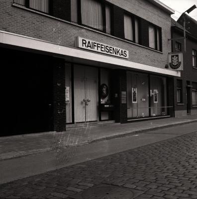 Raiffeisenkas, Moorslede augustus 1973