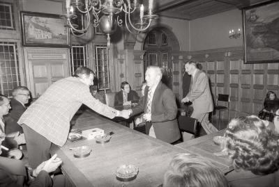 Gouden jubileum Jules en Madeleine, Moorslede 1976