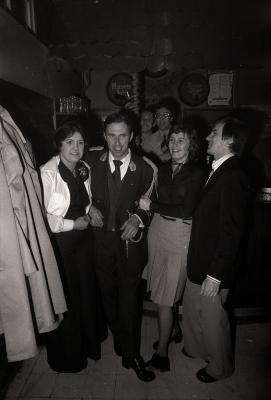 Harmonie viert feest 'te meetjes' (?), Moorslede 1976