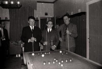 Biljartkampioen, Moorslede 1976