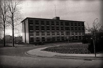 Bejaardentehuis (?), Gullegem 1976