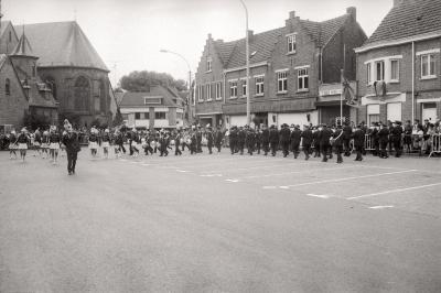 150 jaar Harmonie,  Moorslede 30 mei 1976
