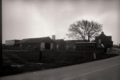 Huis van Marc Thevelein, Staden mei 1976