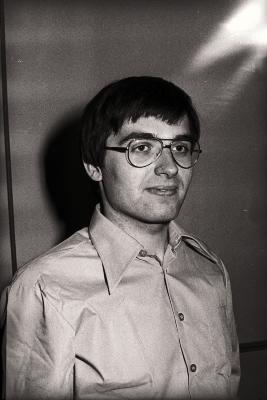 Man poseert, Moorslede 1976