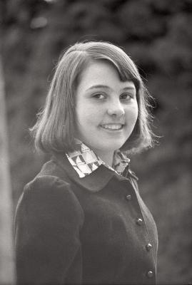 Ann Mommerency, Moorslede 1976