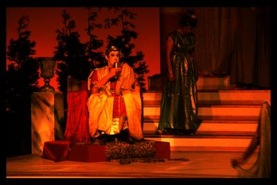 Opvoering toneelstuk Gudrun (3)