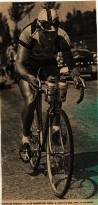 12de rit St Gaudins- Perpignon, Ronde van Frankrijk, 1950