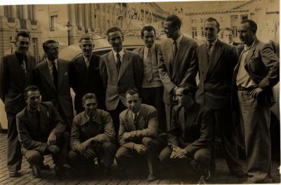 Belgische ploeg, Ronde van Frankrijk, 1952