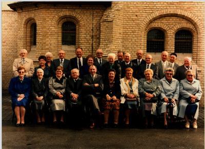 Viering 70-jarigen, Beveren, 1991