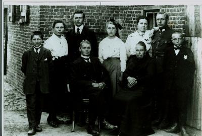 Familie Vandaele, Beveren