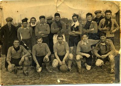 Voetbalploeg Dosko Beveren, 1956