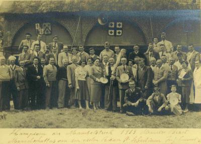Kampioenschap der Mandelstreek, Ingelmunster, 1953