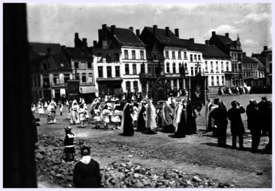Heilige Sacramentsprocessie, 1919