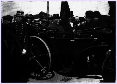 President Zuid-Afrika, 1908